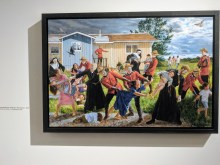 Many Voices: Indigenous Art - Kent Monkman